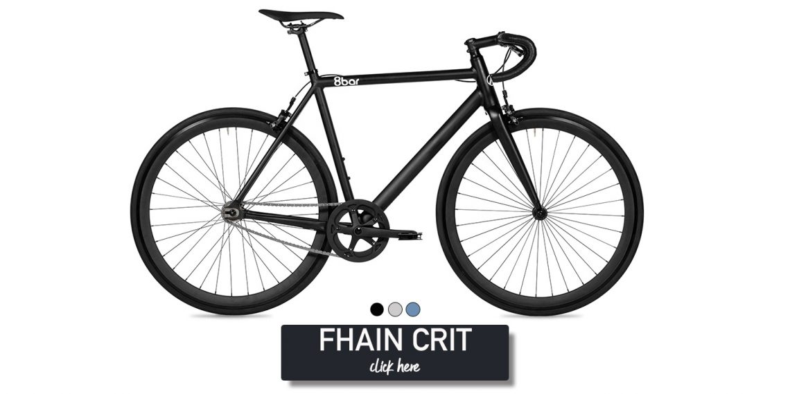 8bar FHAIN Singlespeed Bike CRIT