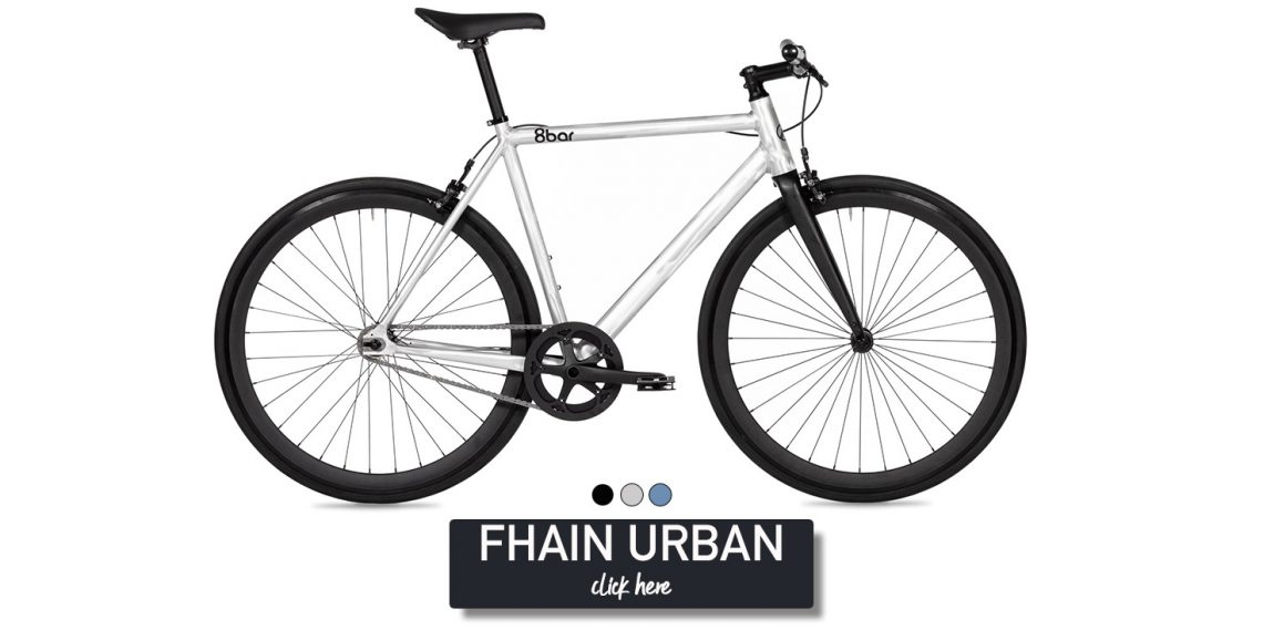 8bar FHAIN Singlespeed Bike Urban
