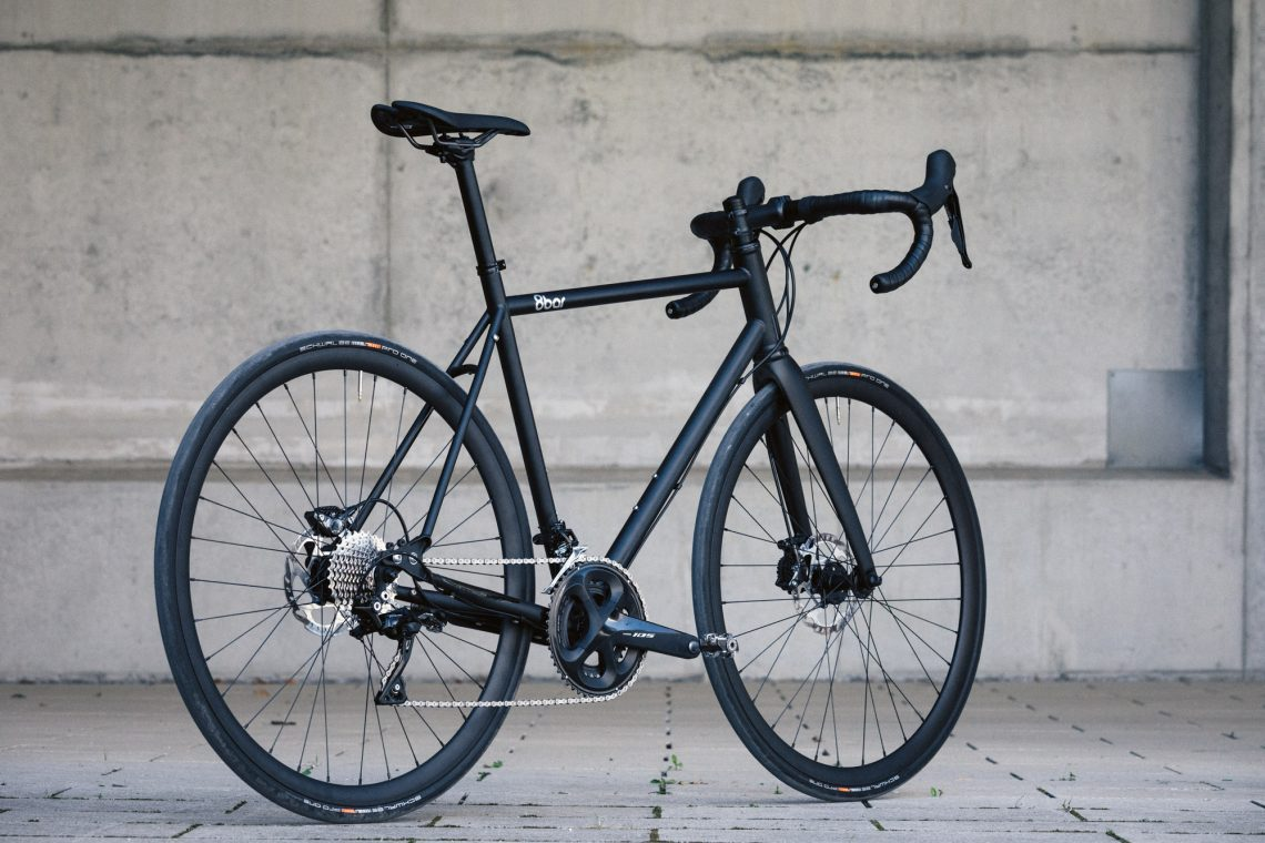 8bar MITTE Steel v2 -Road