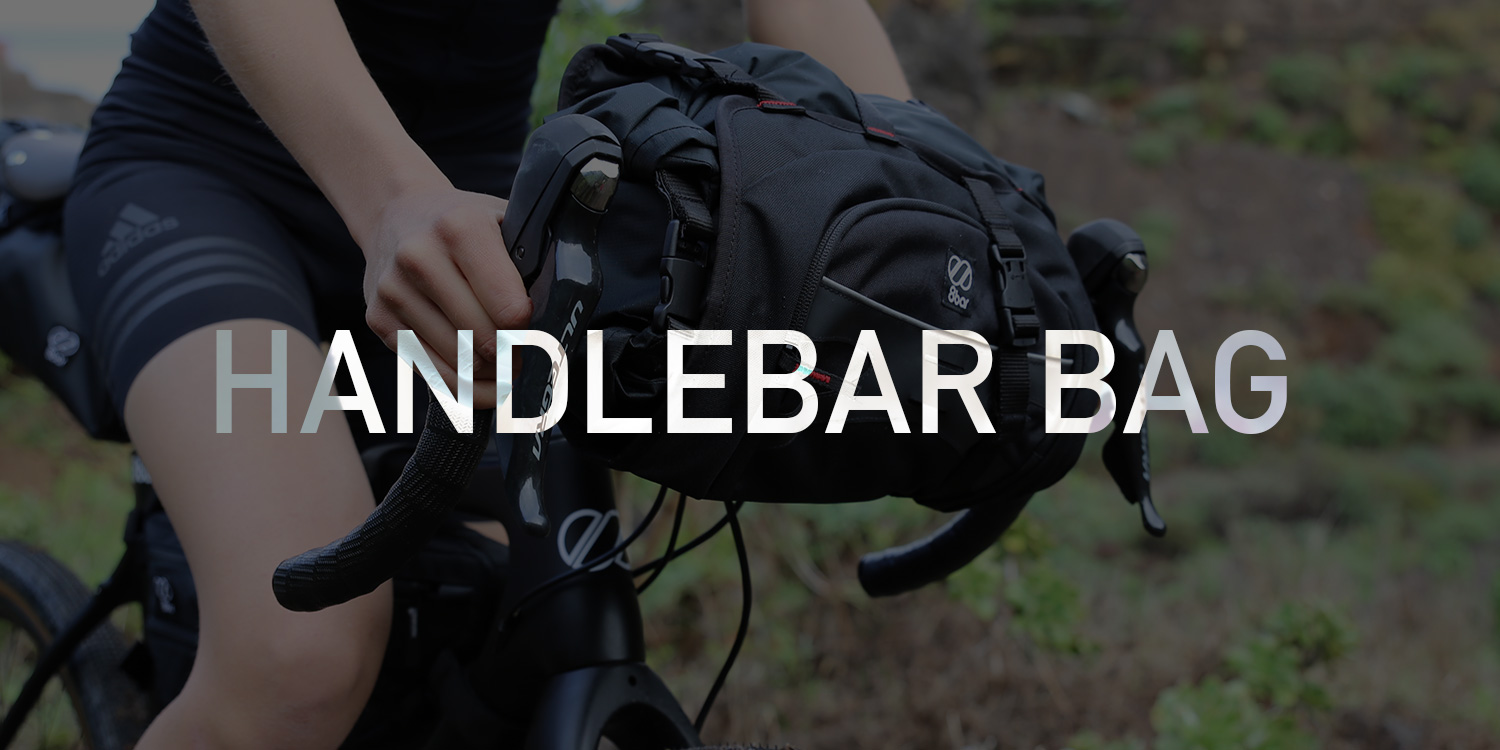 8bar adventure bags blog handlebar bag - Into the wild with our new adventure bags