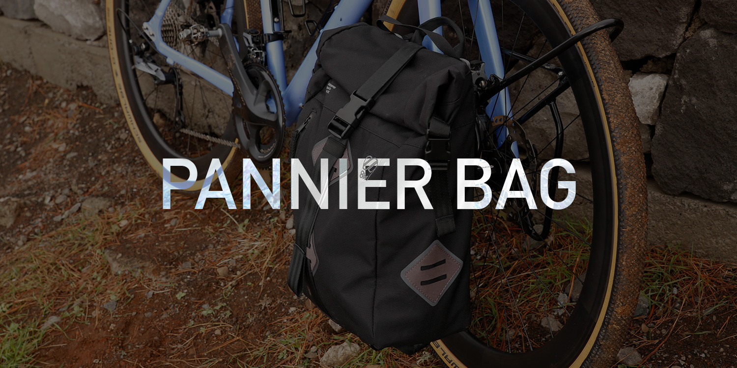 8bar adventure bags blog pannier bag - Into the wild with our new adventure bags