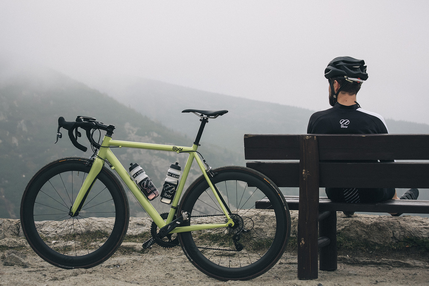 8bar adventures schneekoppe roadie roadbikes rapha 003s