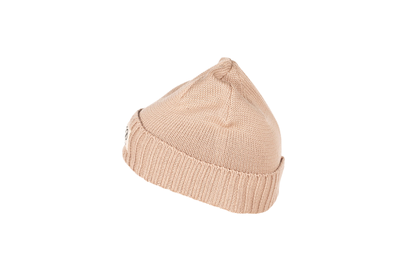 8bar casual wool beanie - beige