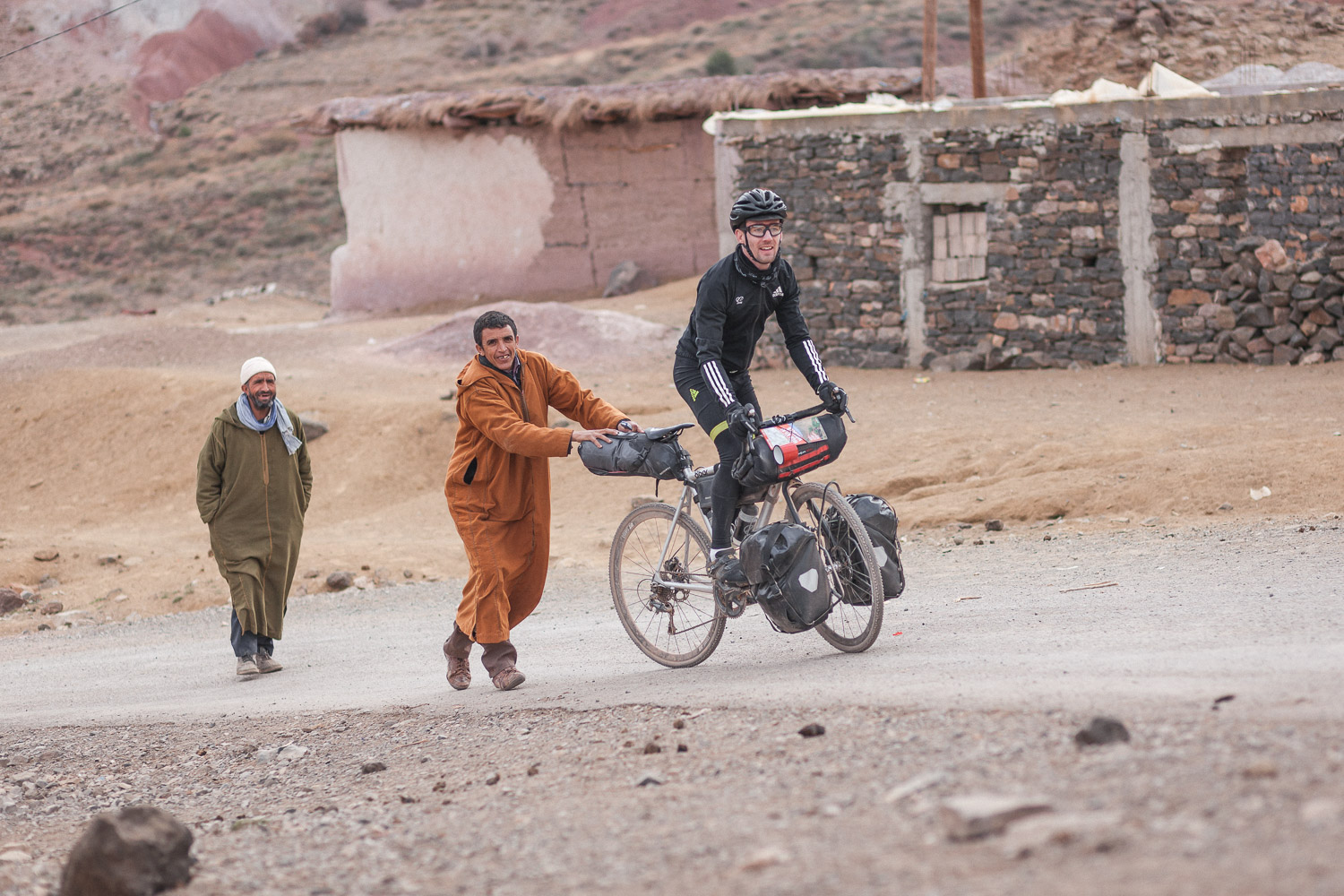 8bar bikes adventures morocco gravel 20151214 0087 bearbeitet - 8bar Adventures - Morocco - High Atlas - Part 2/2
