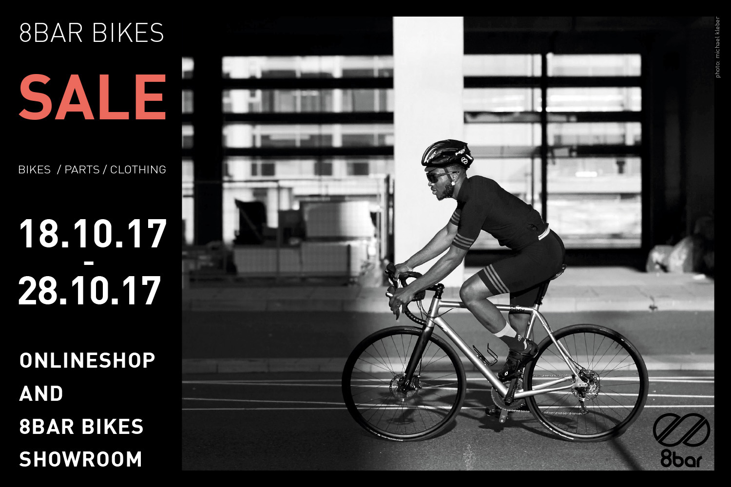 8bar bikes blog header end of season sale 2017 02 - 8bar Sale - Spare bis zu 50%!