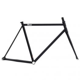 8bar bikes neukln black fixie fixed gear berlin 0002 262x262 - FHAIN STEEL V1 FRAMESET