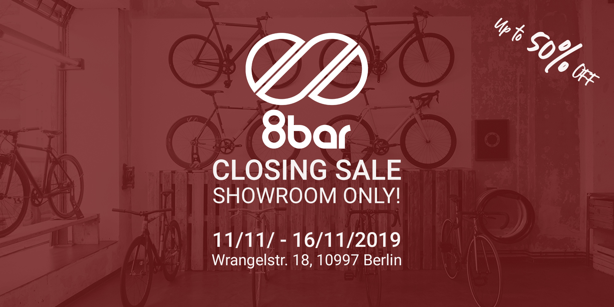 8bar closing sale banner