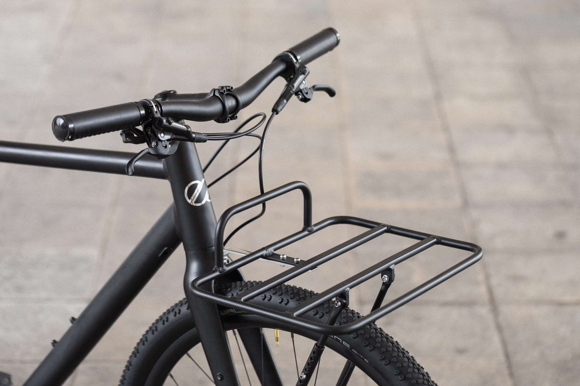 8bar complete bike mitte black urban lr-14