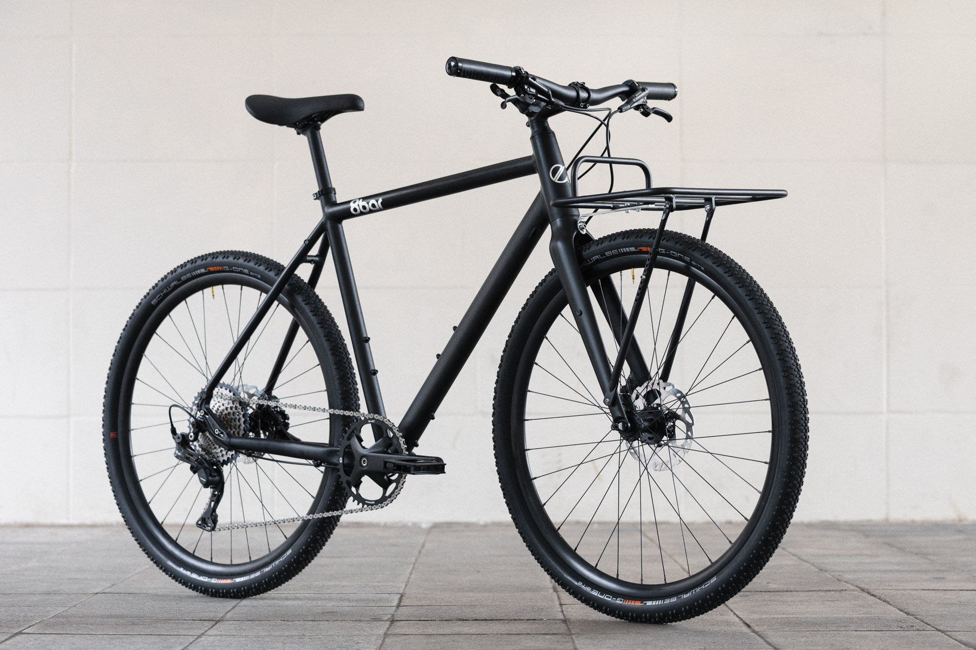 8bar complete bike mitte black urban lr-3