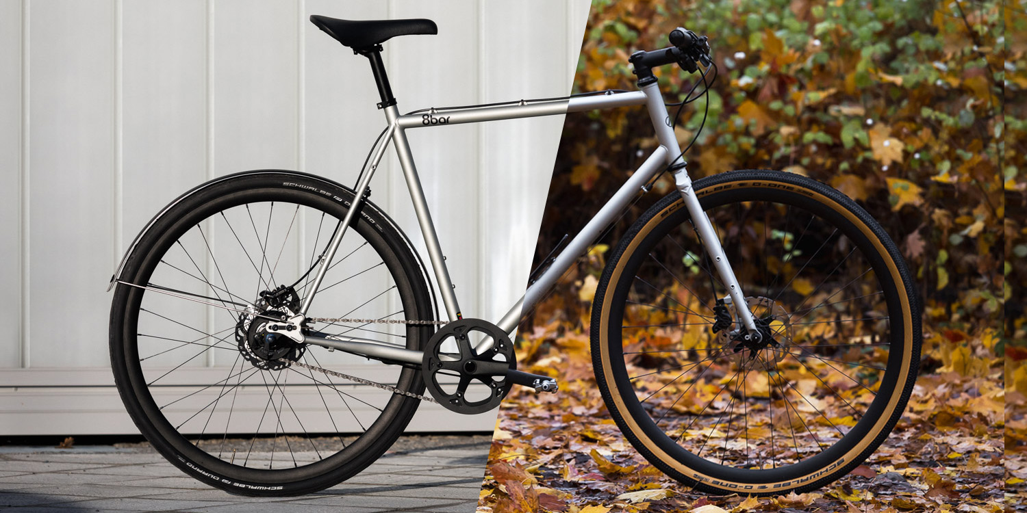 8bar | Custom-Made Singlespeed, Fixed Gear & Racing Bikes from Berlin