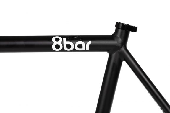 8bar fhain black frameset detail road urban 2 575x383 - FHAIN V4 FRAMESET