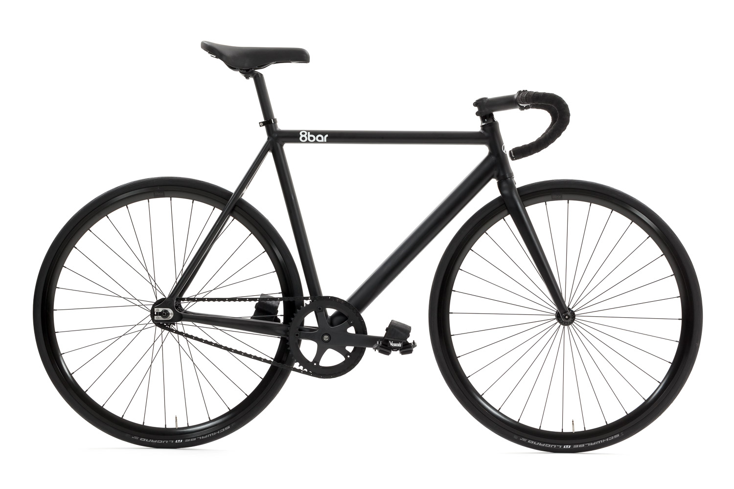 8bar fhain comp black drop fixie fixed gear 1 - FHAIN V3 CRIT - PRO
