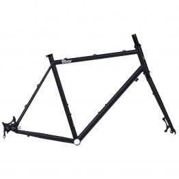 8bar frame mitte steel black drive side allroad bike gravel city 262x262 - MITTE STEEL frameset