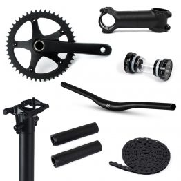 8bar giga groupset black fixie riser 262x262 - MITTE STEEL Singlespeed Urban - Pro