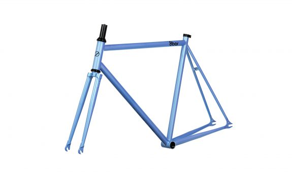 8bar studio frameset 45grad fhain steel blue bike fixed gear fixie 575x383 - FHAIN STEEL v1 Rahmenset