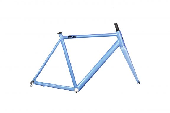 8bar studio frameset kronprinz driveside blue bike roadbike 575x383 - KRONPRINZ v2 RAHMENSET