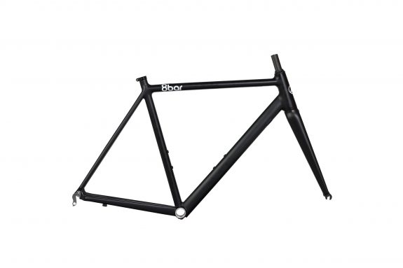 8bar studio frameset kronprinz v2 driveside black bike roadbike 575x383 - KRONPRINZ v2 RAHMENSET