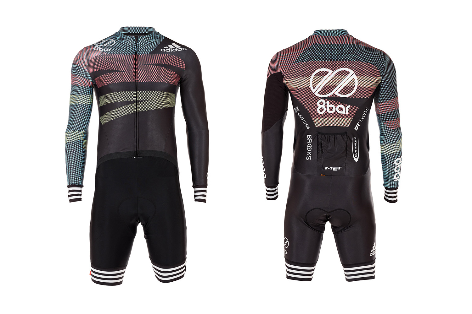 8bar team apparel skin suit - 8bar team apparel - available now!