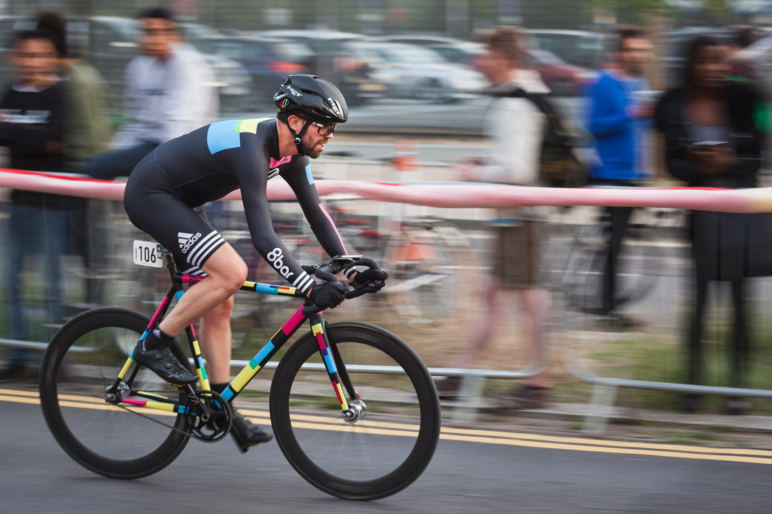 8bar team red hook crit london stefan haehnel 44 - 8bar team x Kappstein - High quality components for your bike