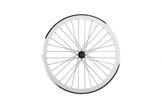 8bar wheels mega white rear fixie fixedgear 575x383 - MEGA rear wheel
