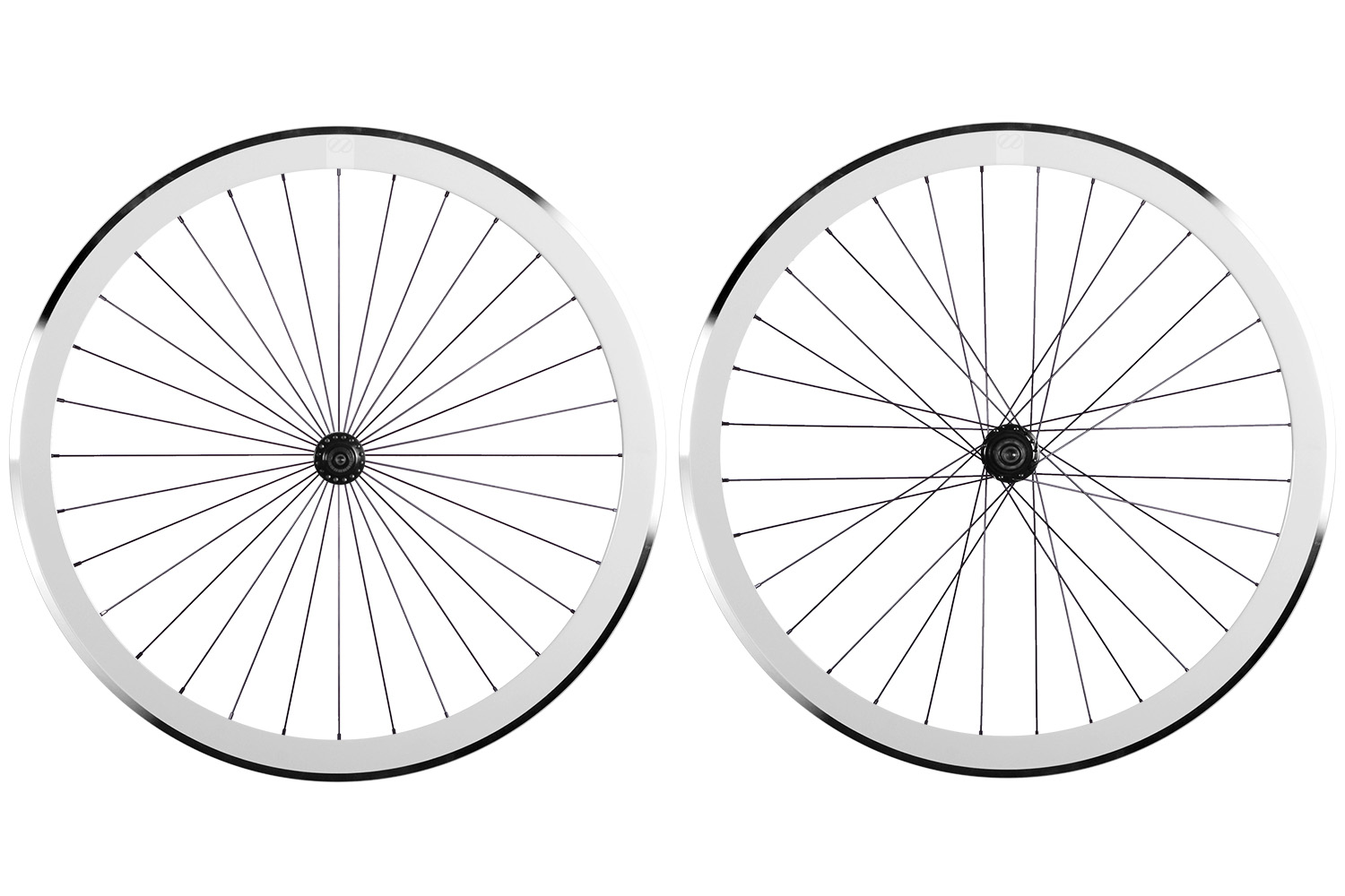 8bar wheels mega white set fixie fixedgear - MEGA Laufräder