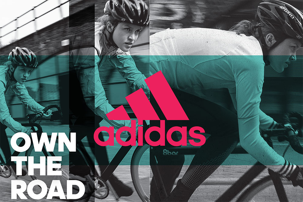 8bar x adidas banner antonia 3x21 - 8bar team testing the new adidas cycling clothing