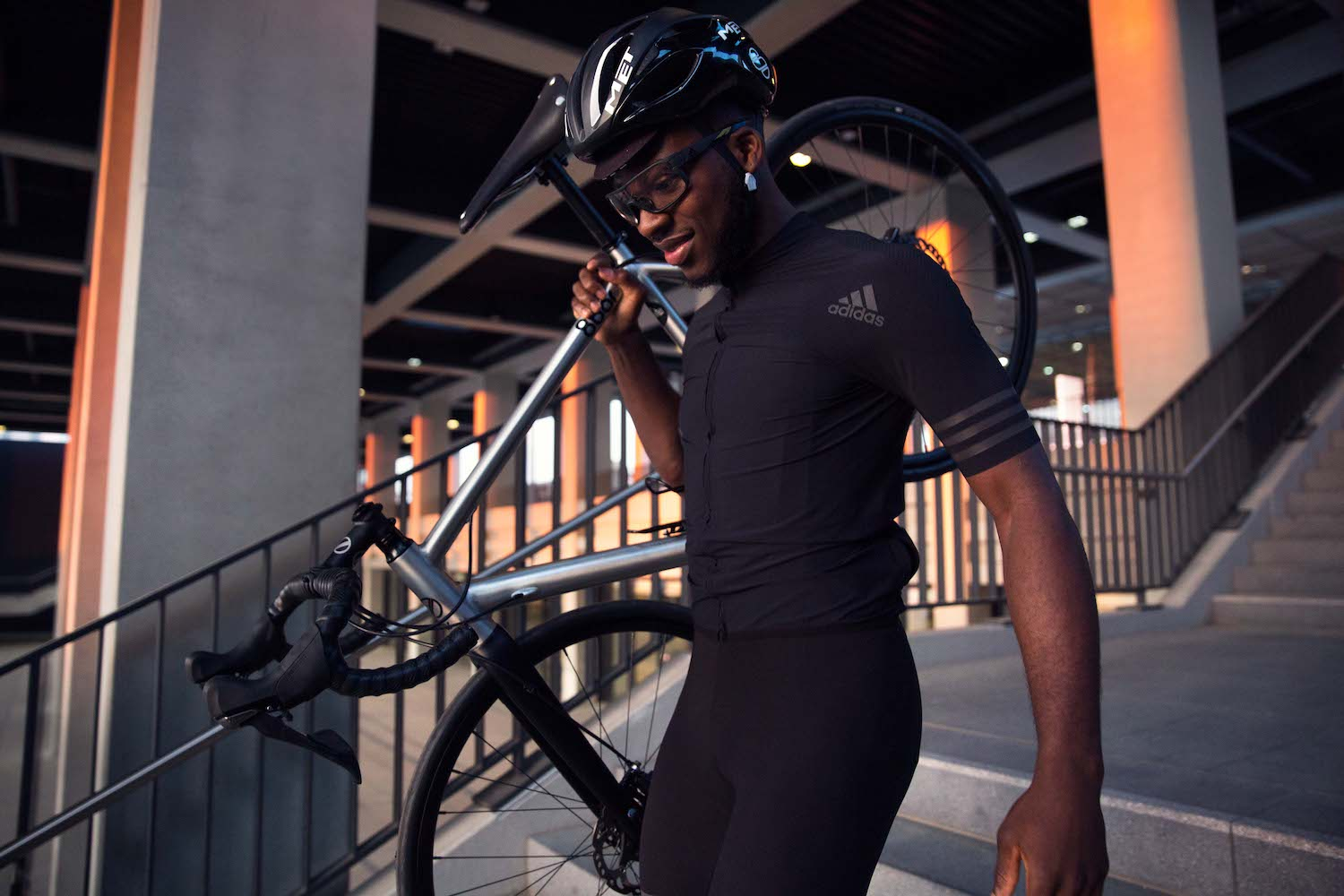 8bar adidas cycling apparel photo michael kleber 13 - Qudus is testing the new adidas cycling apparel