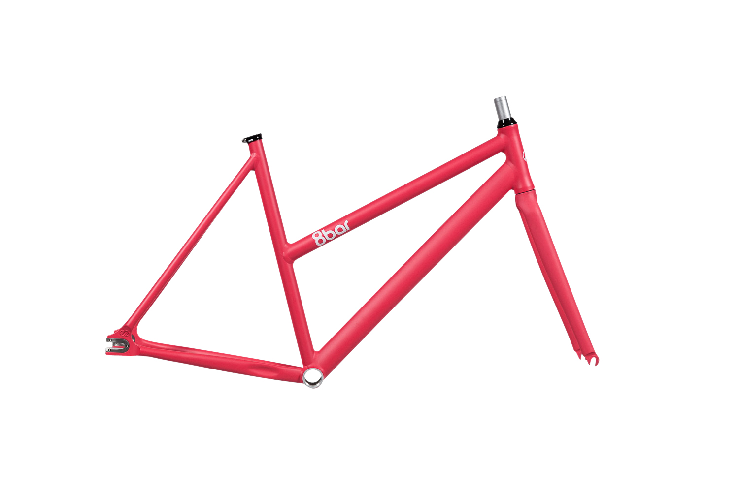 8bar fhain v2 women candy pink fixed gear fixie 001 - 8bar FHAIN v2 WMN - Especially designed for women