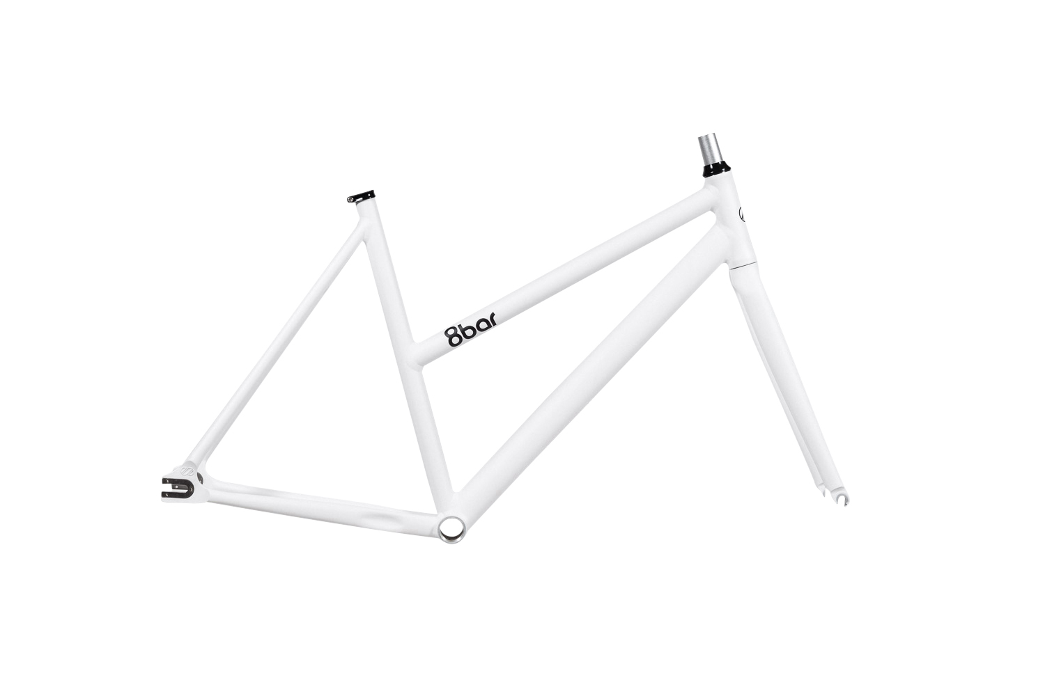 8bar fhain v2 women frost white fixed gear fixie 001x - FHAIN V2 WMN URBAN - COMP