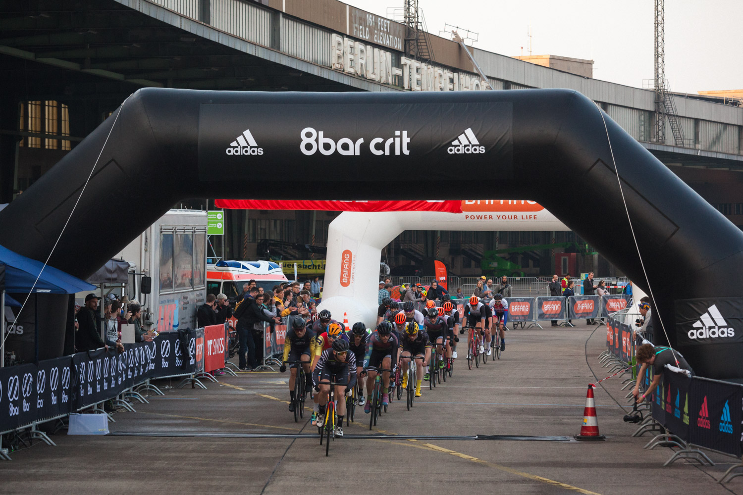 8barcrit 2018 fixed gear race 22 2 - Fast, Faster, 8bar crit 2018 - the race review!