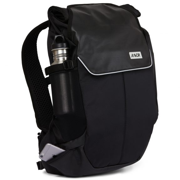 AEVOR Bike Pack side with bottle