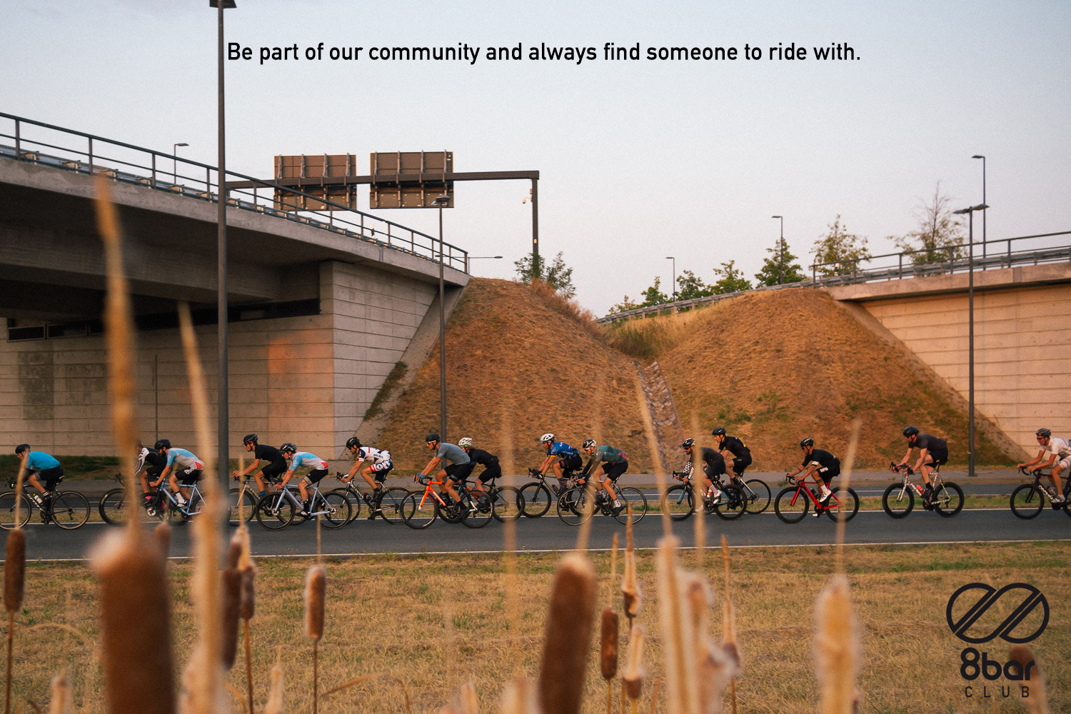 Be part of our community and always find someone to ride with 002