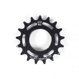 sprocket 8bar alu 17t black 262x262 - GIGA Fixed Gear sprocket