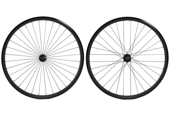 thumbnail 8bar super wheelset black fixie fixedgear 575x383 - SUPER Laufräder