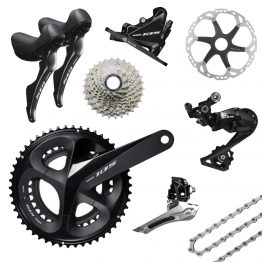 thumbnail groupset shimano 105 r7000 disc 262x262 - MITTE 3in1 Road - Pro